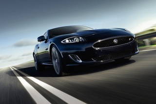 Jaguar XKR-Sondermodell - Schöner Wohnen mit Trüffelleder