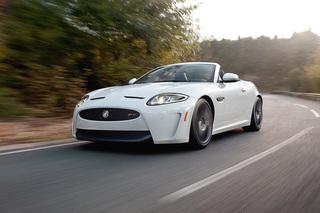 Jaguar XKR-S Cabriolet - Offene Ausbaustufe