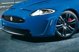 Jaguar XKR-S Cabriolet - Offener Druck