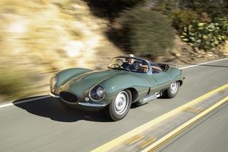 Panorama: Jaguar XKSS Recreation - Phönix fährt wieder