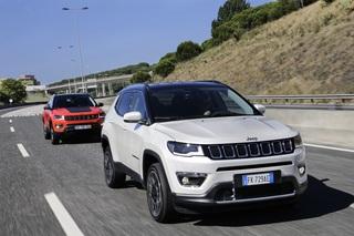Fahrbericht: Jeep Compass - Auch für echte Dschungel