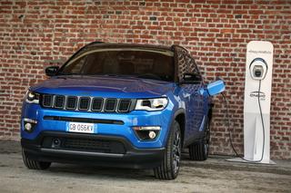 Fahrbericht: Plug-In-Hybride von Jeep  - Der Anfang kommt zuletzt