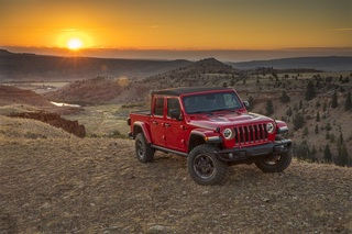 Jeep Gladiator - Ab 2020 auch in Europa