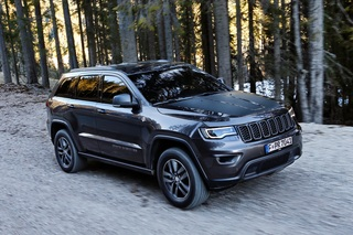 Jeep Grand Cherokee Trailhawk - Der will nur klettern