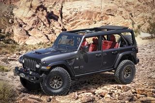 Jeep Wrangler V8 Rubicon 392 Concept - Machtdemonstration