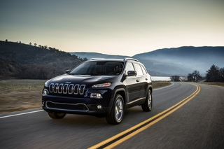 Jeep Cherokee in Genf - Softer, aber kein Softie