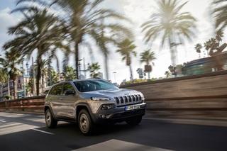 Jeep Cherokee - Gestylt für den Boulevard (Kurzfassung)