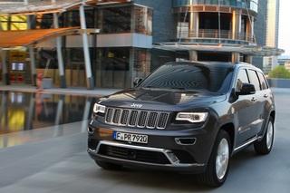 Preiserhöhung beim Jeep Grand Cherokee - Flaggschiff wird etwas teurer