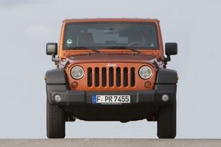 Jeep Wrangler - Neuer V6 mit weniger Durst