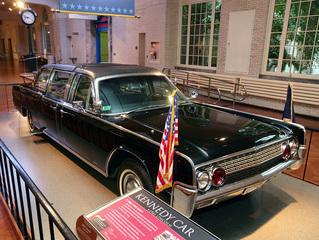 5x: Berühmte Todes-Autos   - Löcher im Blech