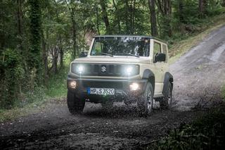 Suzuki Jimny - Nur noch als Nutzfahrzeug