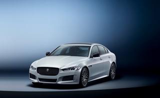 """Jaguar XE """"Landmark Edition""""  - Sondermodell mit sportlichen Anleihen"""