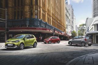 Kia Picanto Facelift - Gleich dreimal geliftet