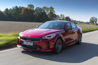 Test: Kia Stinger GT - Sticht