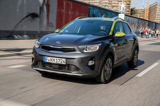 Kia Stonic und Rio - Neue Motoren und Getriebe