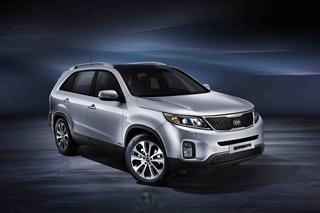 Kia Sorento - Schnelles Lifting für das Korea-SUV