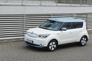 Kia Soul EV - Koreaner mit neuer Batterie