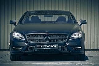 Kicherer CLS Edition Black - Karbon-Coupé mit Leistungsschub