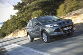 Ford-Motoren - Ecoboost für Fiesta und Kuga (Kurzfassung)