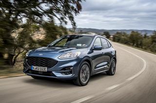 Fahrbericht: Ford Kuga - Kompakt-SUV mit Hybrid-Vielfalt