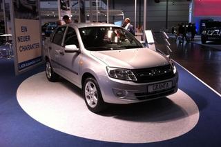 Lada Granta - Billig-Limousine mit Stufenheck
