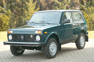 Lada Niva: Nochmals renoviert