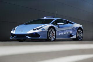 Lamborghini Huracán für italienische Polizei - Bella Figura mit neu...