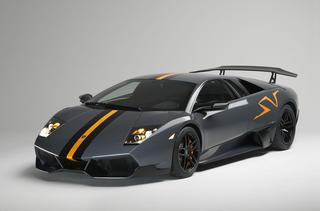 Zehn für China: Lamborghini präsentiert Sonderserie des Murciélago ...