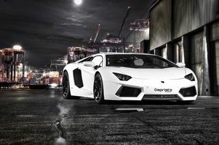 Lamborghini Aventador LP 700 - Kampfstier mit mehr Karbon