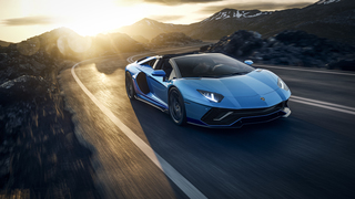 Lamborghini Aventador Ultimae LP 780-4 - Am Ende am stärksten