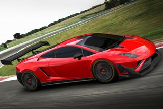 Lamborghini Gallardo GT3 FL2 Reiter Engineering - Für die Straße zu...