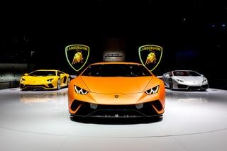 Lamborghini Huracan Performante - Flügelstürmer