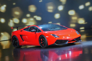 Lamborghini Gallardo LP 570-4 Super Trofeo Stradale - Ultimative Le...