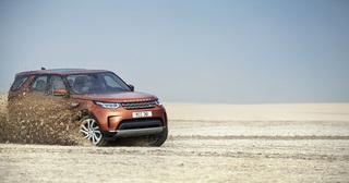 Neuer Land Rover Discovery - Entdecke die Weite