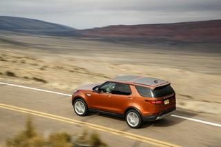Modellpflege für Land Rover Discovery - Mehr Diesel-Power und neue ...