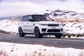 Range Rover Sport HST - Sondermodell mit Spezialmotor