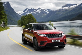 Fahrbericht: Land Rover Range Rover Velar - Klares Ziel