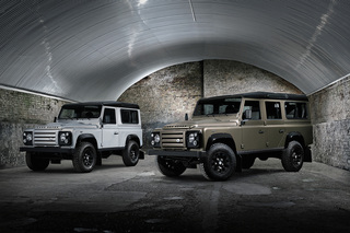 Land Rover Defender Rough - Rauer Bursche