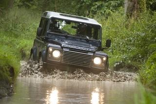Land Rover Defender - Eine Ikone geht