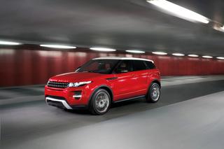 Range Rover Evoque Fünftürer - Die Zeiten ändern sich