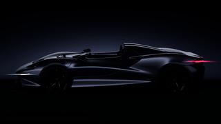 Neuer McLaren Roadster - Reichlich Kohle für Entwürfe