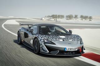 McLaren 620R - Mit Rennwagen-Genen und Straßenzulassung