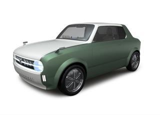 Suzuki Waku SPO Concept - Formwandler mit zwei Motoren
