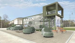Dacia zeigt neuen 7-Sitzer  - Premiere Anfang September auf der IAA