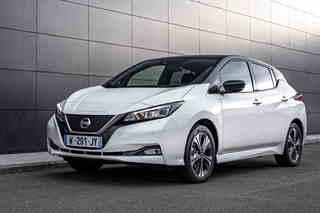 Nissan / ADAC - Leaf e+ ab 173 Euro pro Monat