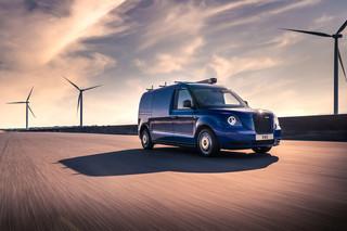 LEVC VN5 Van  - Vom Taxi zum Transporter