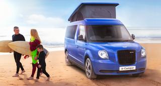 LEVC e-Camper - Elektrisches Wohnmobil
