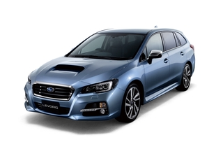 Subaru Levorg  - Kombi mit schrägem Namen