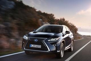 Test: Lexus RX 450h - Das Entschleunigungs-SUV