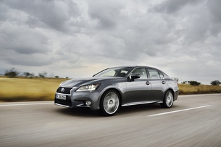 Lexus GS 300h Business Edition - Konsequentes Sondermodell